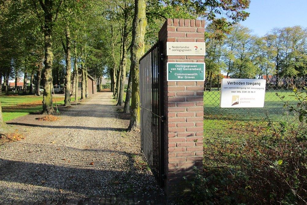 Algemene Begraafplaats Putten
