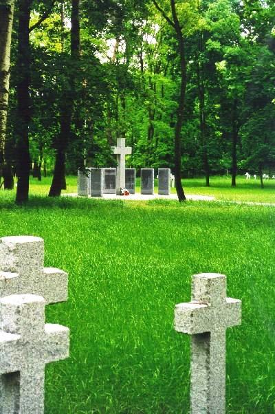 Duitse Oorlogsgraven Modlin