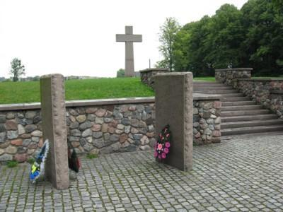 German War Cemetery Königsberg / Kaliningrad