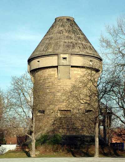 Air Raid Shelter General-Wever-Turm