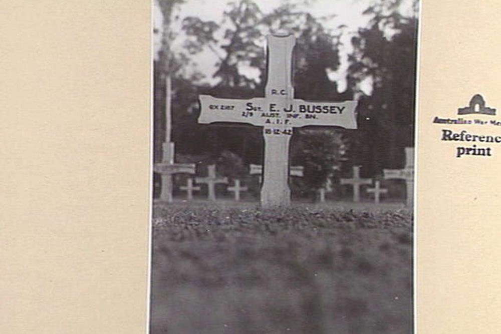 Former Cape Endaiadere War Cemetery