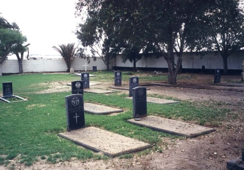 Commonwealth War Graves Walvis Bay