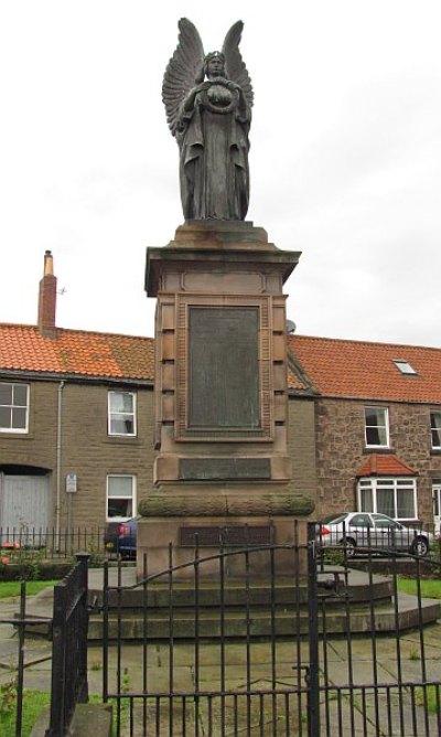 War Memorial Berwick-upon-Tweed