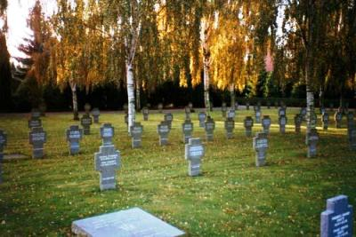 German War Graves Nykoebing