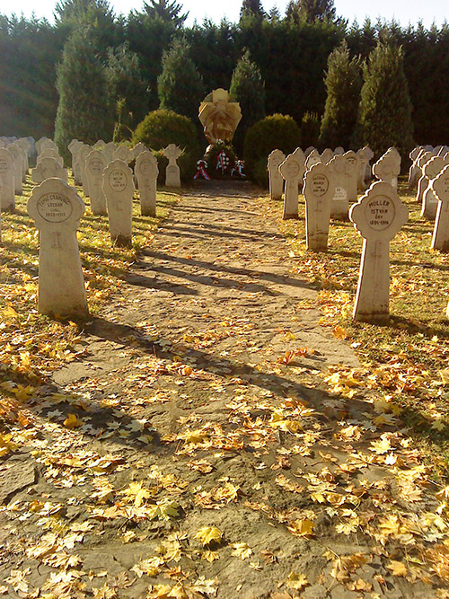 Pecs War Cemetery