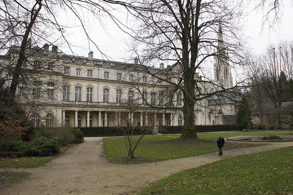 Palais du gouvernement de Nancy
