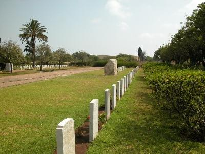Commonwealth War Graves Casablanca - Ben M'Sik