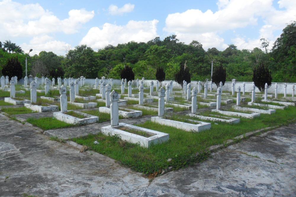 Sanga Sanga Indonesian Heroes' Cemetery