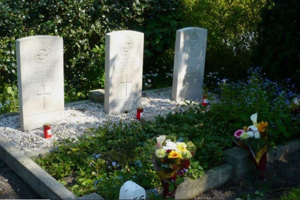 Oorlogsgraven van het Gemenebest Gemeentelijke Begraafplaats Veenhuizen