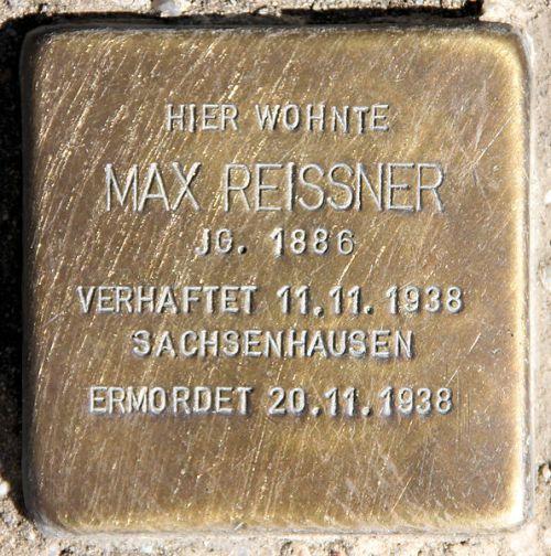 Stumbling Stone Manfred-von-Richthofen-Straße 28