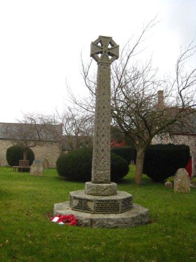 War Memorial Axmouth