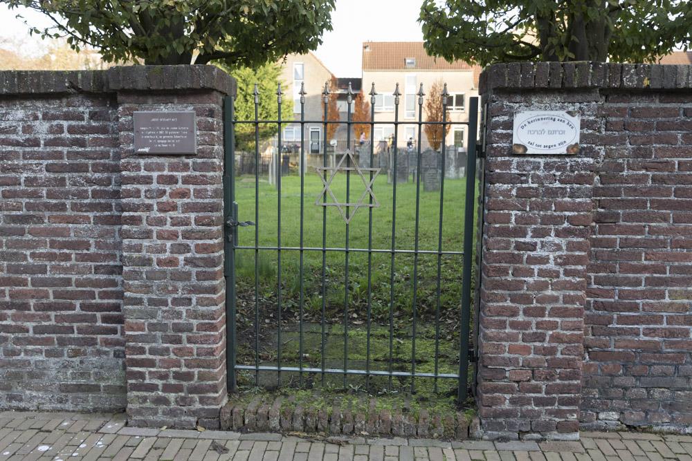 Jewish Cemetery Schoonhoven