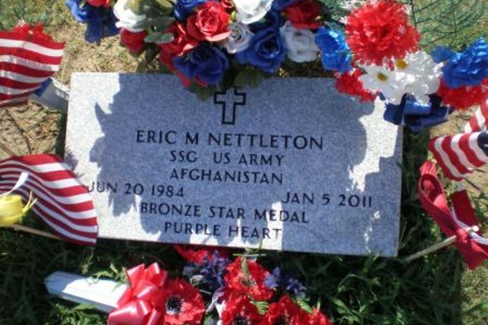 Amerikaans Oorlogsgraf Ascension Cemetery