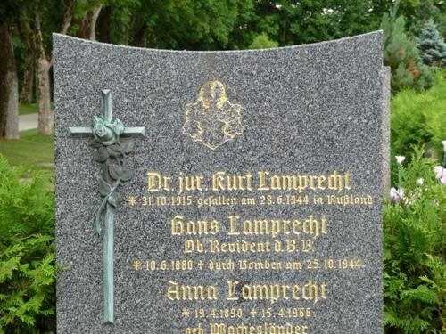 Grave Civilian Casualty Klagenfurt-Annabichl