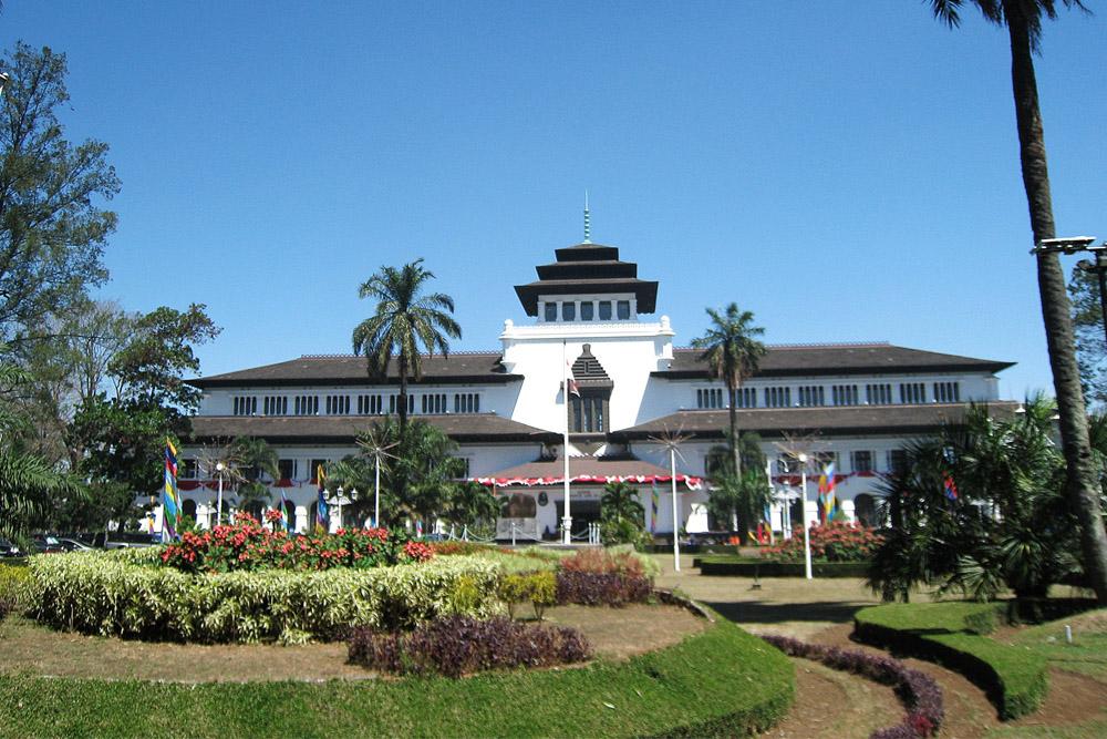 Gedung Sate Gebouw