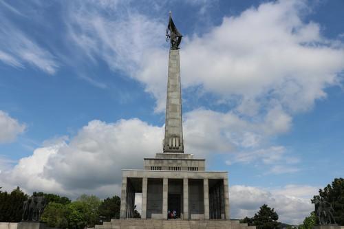 Memorial Liberators Bratislava (Slavín)