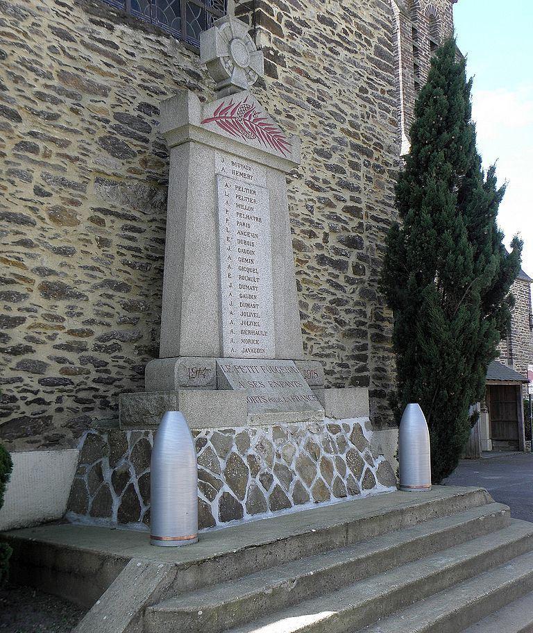War Memorial Le Petit-Fougeray