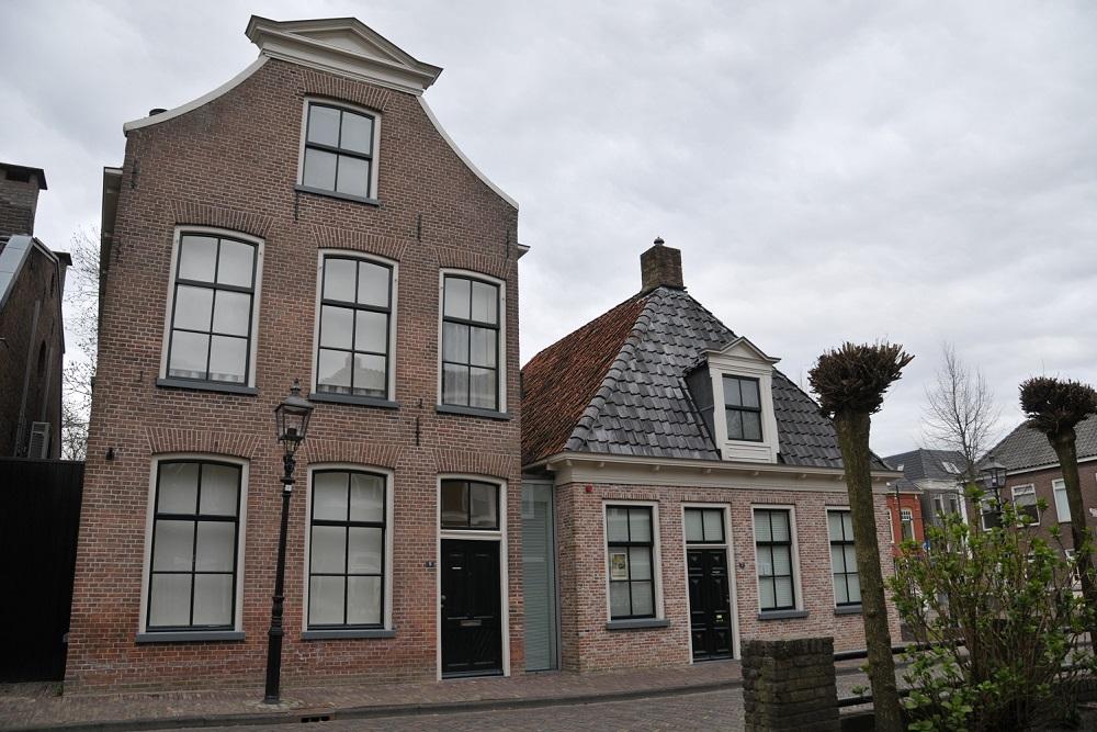 Woning van Verzet Noord Drenthe