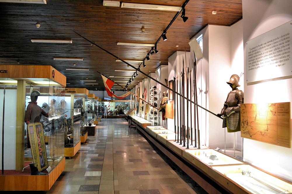 Museum van de Poolse Bewapening Kolobrzeg