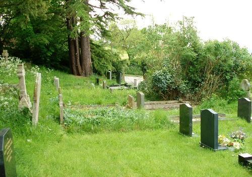 Oorlogsgraven van het Gemenebest St Etheldreda Churchyard