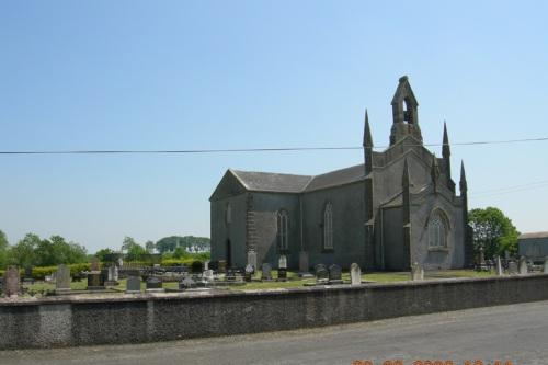 Oorlogsgraven van het Gemenebest Holy Trinity Church of Ireland Churchyard