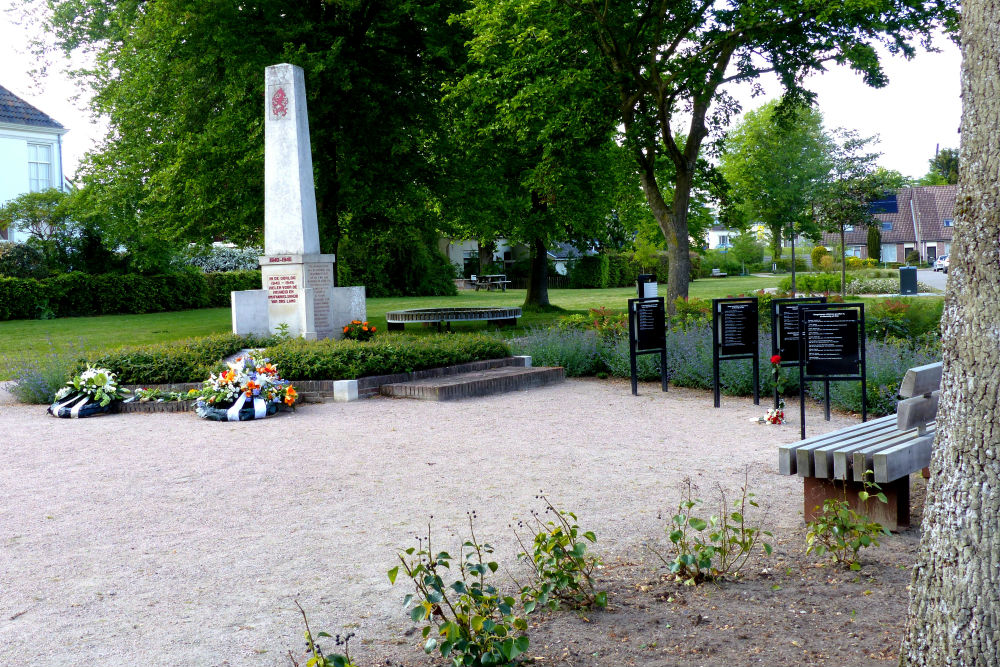 War Memorial Olst