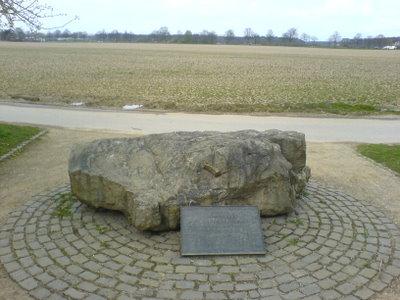 Memorialstone Weeze
