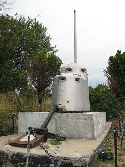 Bullet Impacts Kambala Memorial