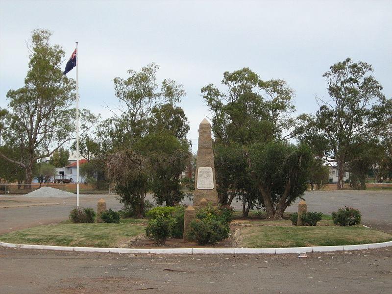 War Memorial Carnamah and Coorow