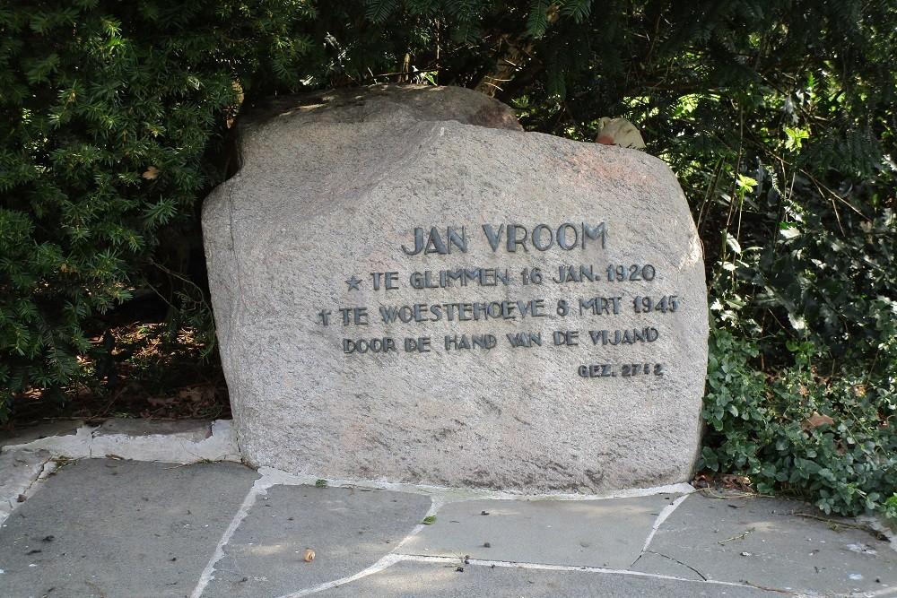 Dutch war victims Beilen Cemetery