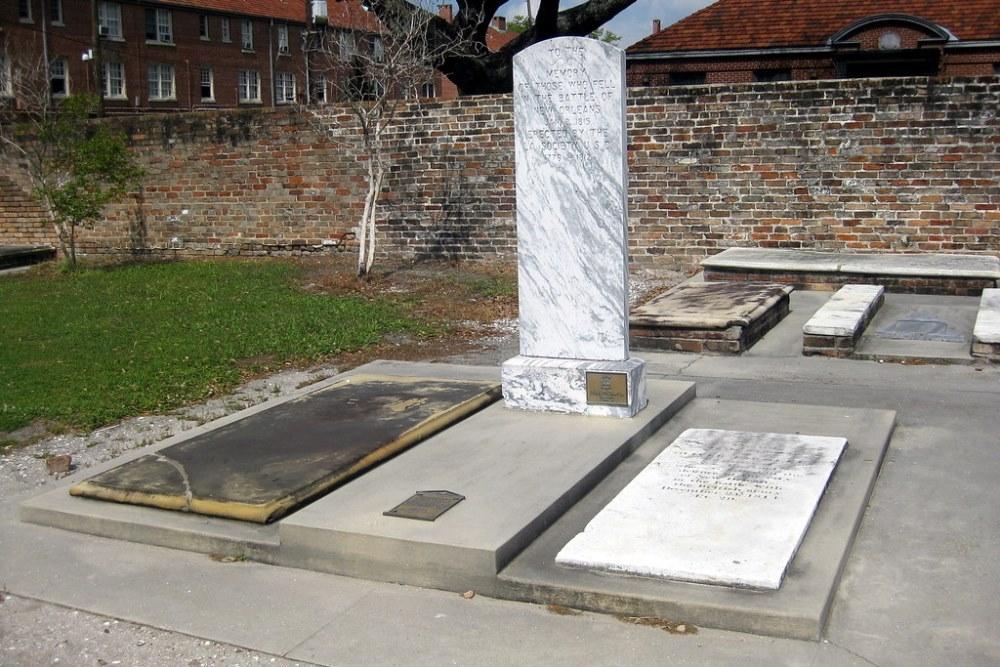 Memorial Fallen Battle of New Orleans