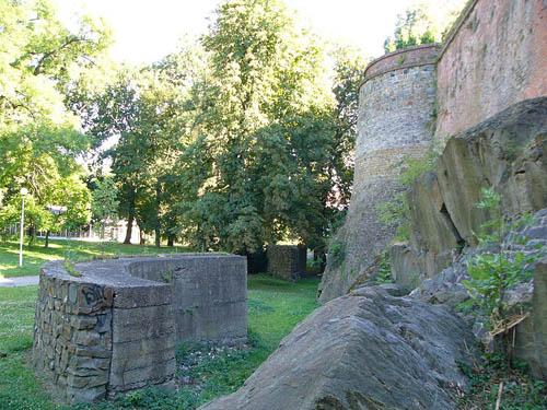 Light Anti-aircraft Position Olomouc