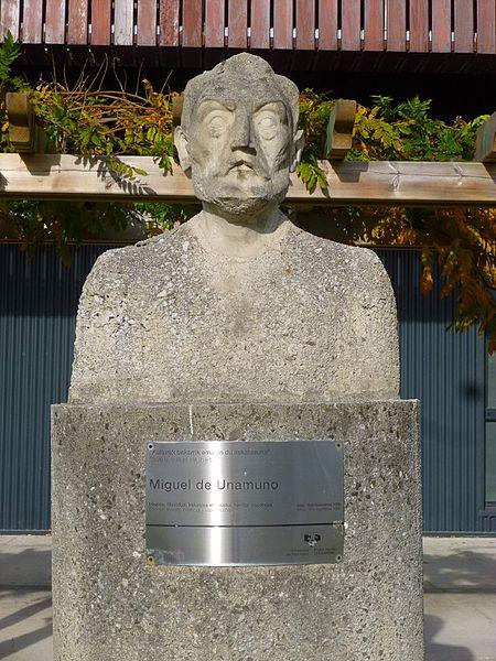 Memorial Miguel de Unamuno y Jugo