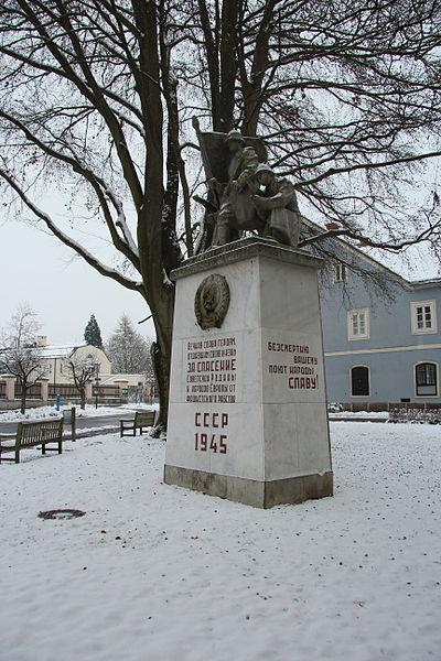 Soviet Victory Memorial Bad Radkersburg