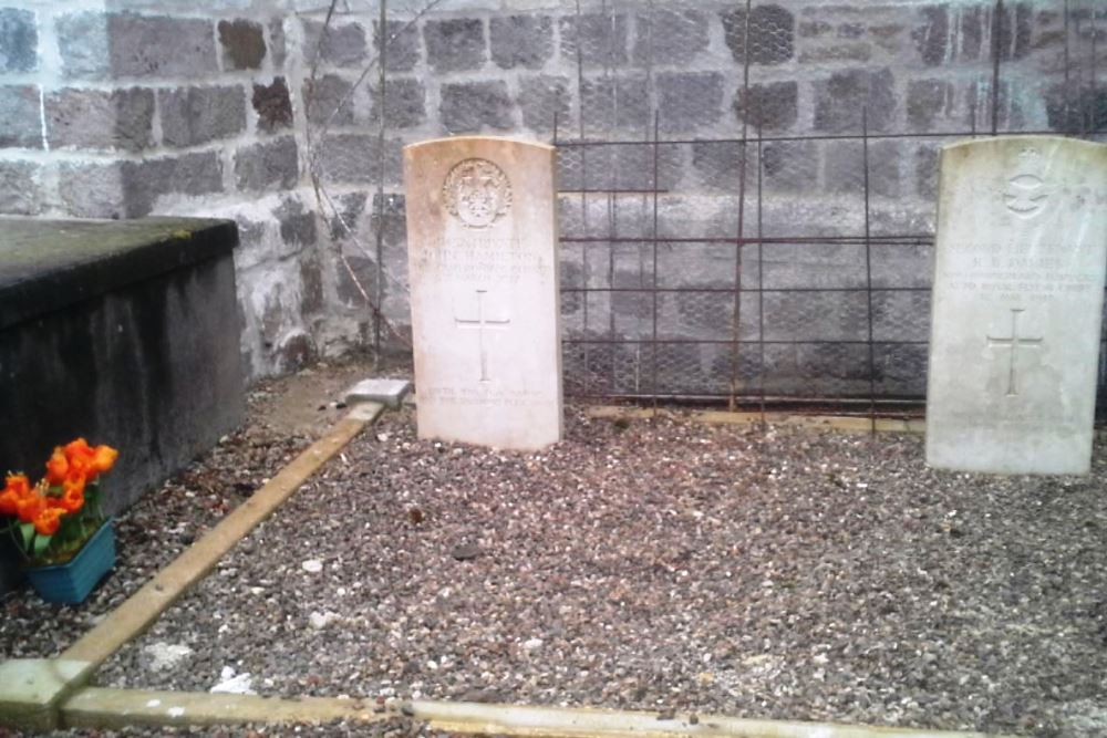 Oorlogsgraven van het Gemenebest Monchy-Breton