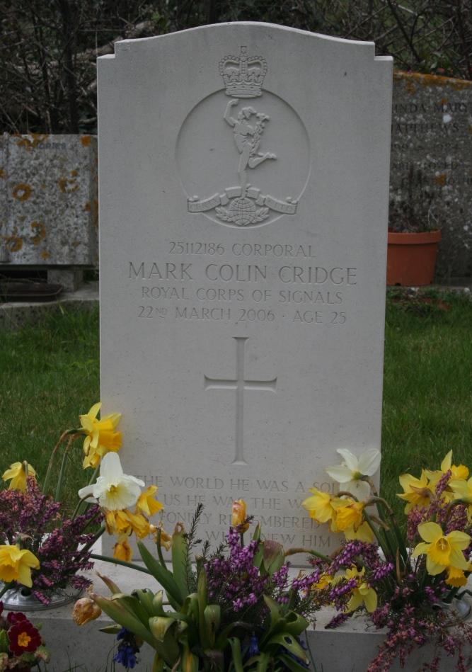 Brits Oorlogsgraf Barford St. Martin Church Cemetery