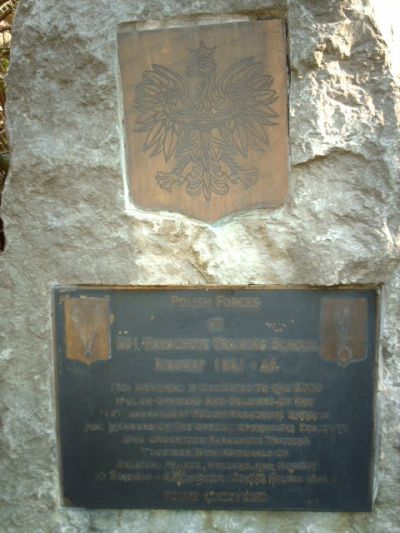 Memorial 1st Independent Parachute Brigade