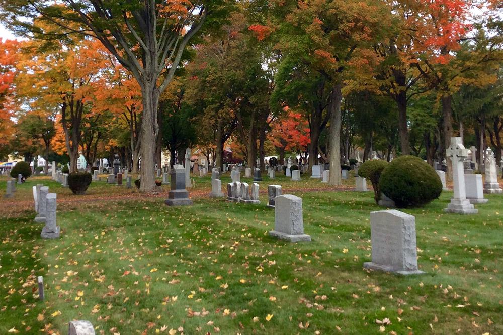 American War Grave St. John's Cemetery
