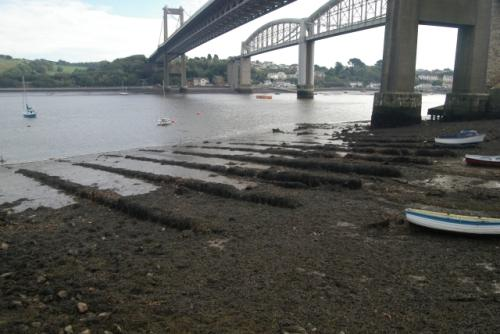 Repair Ramp Landing Craft Saltash