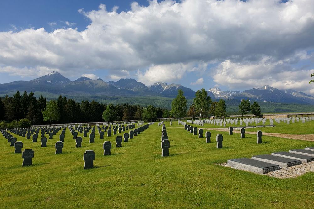 German War Cemetery Vazec