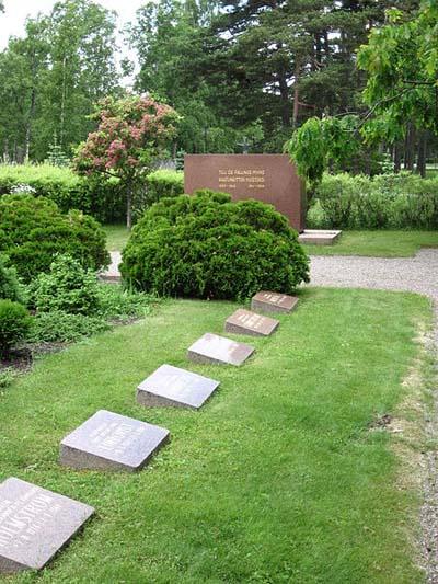 Finse Oorlogsgraven Hanko