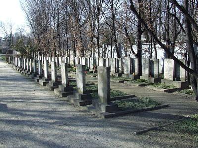 Polish War Cemetery Powstancow