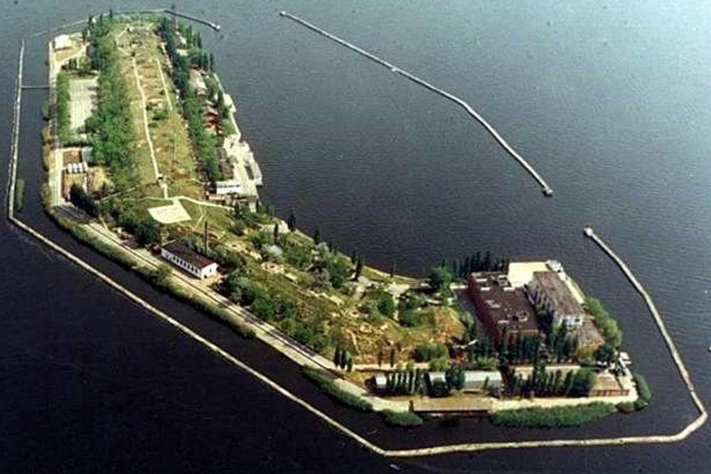 Fort Isle Pervomaisky