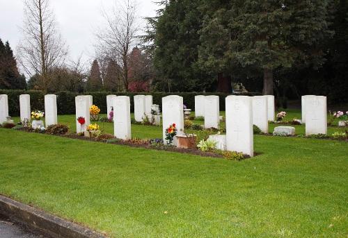 Commonwealth War Graves Faversham Cemetery