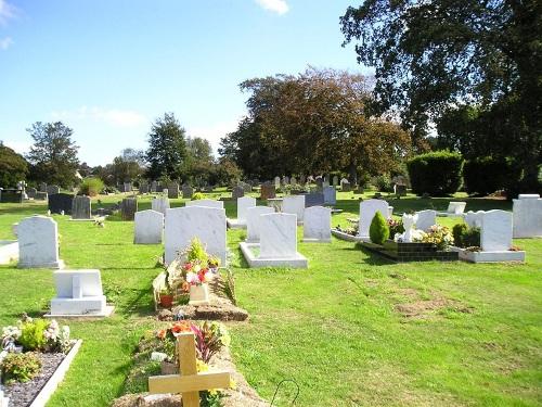 Commonwealth War Graves Newport Cemetery
