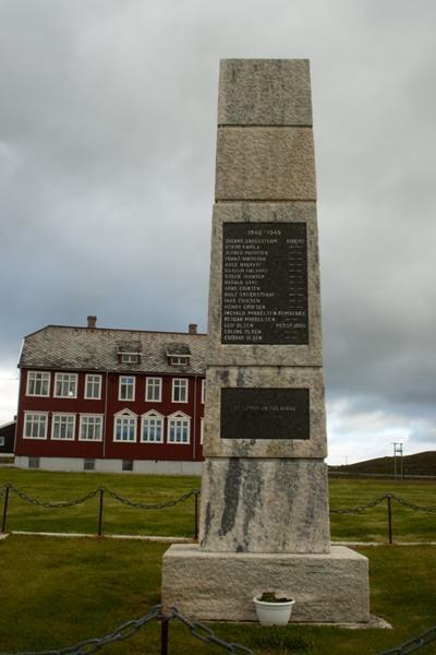 War Memorial Vardø