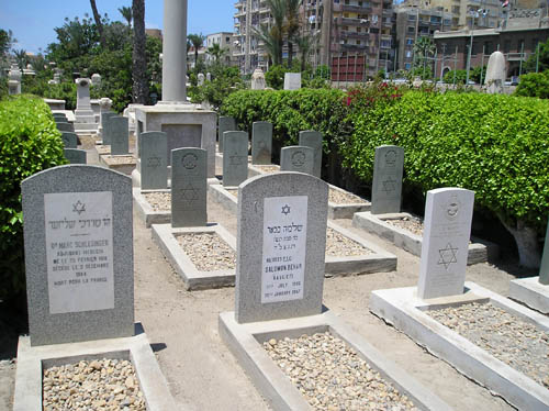 Commonwealth War Graves Jewish Cemetery No. 3