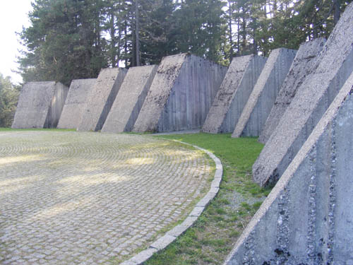 Kozara Monument Monument Slag om Kozar...