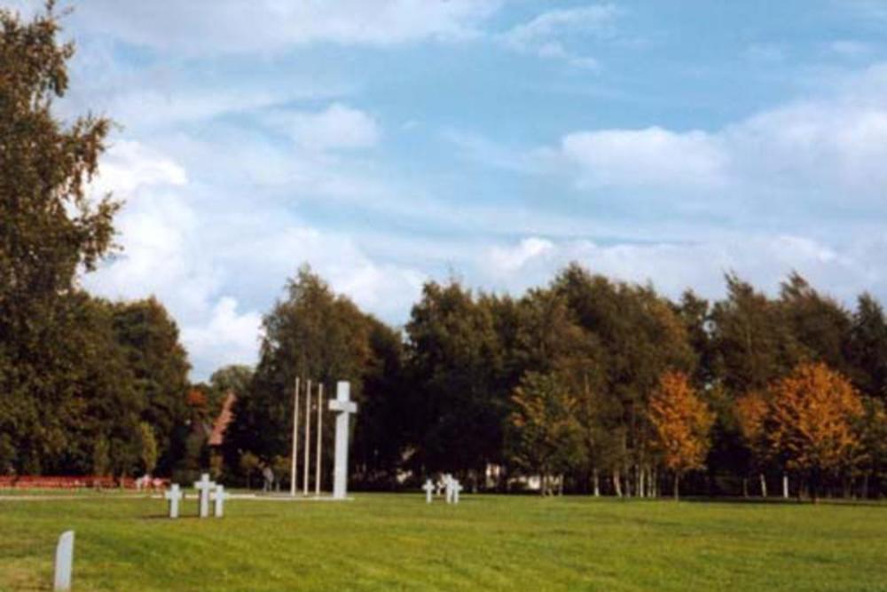 Duitse Oorlogsbegraafplaats Reval-Marienberg / Tallinn-Maarjamäe
