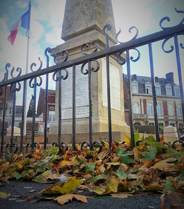 Oorlogsmonument Annappes